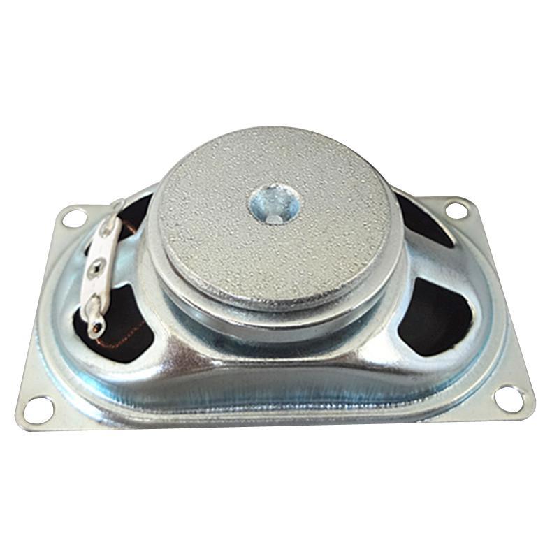 亮声LS4070W-5-R8 8欧5W强磁布边纸盆91dB多媒体扩音扬声器6.32V