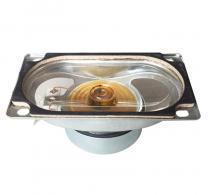 亮声LS5090T-10F-R4 4欧10W双磁PET防水IP65高音喇叭扬声器6.32V