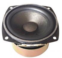 亮声LS80T-3-R8 78mm3寸8欧10W双磁橡胶边纸盆全频扬声器8.94V