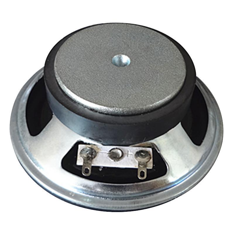 亮声LS87W-23M-R4 3.5寸4欧10W中低音55磁仪器设备扬声器6.32V